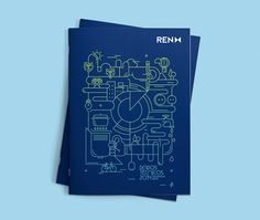 Dados Técnicos 2014 REN on Behance