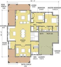 Cottage with Steep Gable & Wraparound - 10001ES | Architectural Designs - House Plans