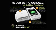 iPhone 5 improved wireless charging by Duracell  :D http://iphone-6.es/iphone-5-carga-inalambrica-duracell/ #iphone5 #iphone #iphoneaccesories