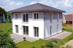Rötzer-Ziegel-Element-Haus ZEH Ziegelmontagebau GmbH. www.unger-park.de... #musterhaus #fertighaus #immobilien #eco #umweltfreundlich #hauskaufen #energiehaus #eigenheim #bauen #Architektur #effizienzhaus #wohntrends #zuhause #hausbau #haus #design #roetzer #erfurt