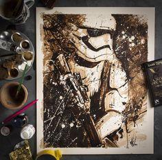 Stormtrooper by Darryll Jones