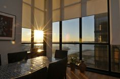 Beautiful Window Roller Solar Shades for your home www.OCWindowShades.com 949 922-8040