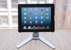 Check out the best iPad desktop accessory we've seen yet- http://cnet.co/17HeDfw