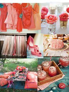 La Fleur Vintage: Color Love: Corals
