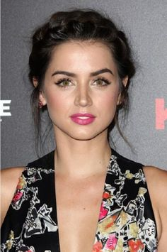 Ana de Armas at the premiere of Knock Knock in Los Angeles. 2015.