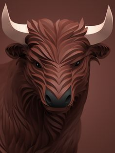 Very impressive digital artwork by Maxim Shkret. #digital #art #digitalart…