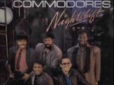 The Commodores - Nightshift