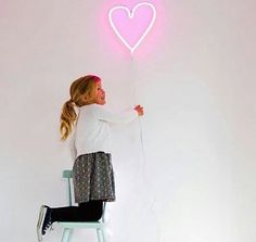 Win A Little Lovely Company Neon style Light!