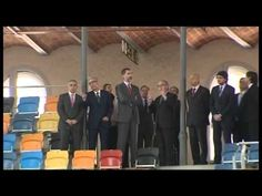 S.M. el Rey, en la constitución dle Comité de Honor de los Juegos del Mediterráneo Tarragona 2017. 16.03.2015
