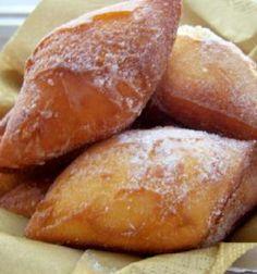 Gluten-Free Beignet Recipe (Fried French Donuts) - 2011 © Teri Lee Gruss