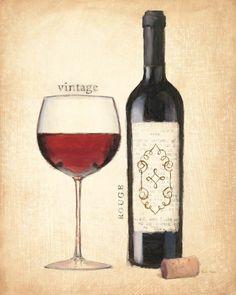 Vintage Rouge (Emily Adams)