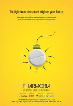 Creative Poster Design, Ads Creative, Creative Posters, Creative Advertising, Print Advertising, Graphic Design Posters, Print Ads, Advertising Quotes, Pharmacy Design