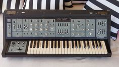 MATRIXSYNTH: Roland SH-5 Analog Synthesiser Keyboard SN 601698