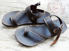 Beautiful Handmade Leather Sandals