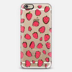 Phone Case   iPhone 6   Casetify   Graphics   Painting   Transparent    Elena & Stéphann