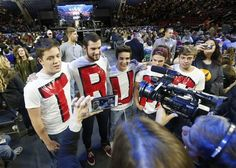 'Students for Trump' Face Mockery, Threats of Violence on College Campuses