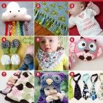 A Handmade Christmas: 9 Favourite Christmas Gifts for Baby by The DIY Mommy