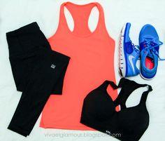 Esenciales a la hora del gym!
