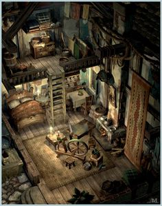 The lost art of Final Fantasy IX (Mama Robotnik Re. - The lost art of Final Fantasy IX (Mama Robotnik Re… – Environment Concept, Environment Design, Fantasy House, Fantasy World, Fantasy Town, Final Fantasy Ix, Fantasy Art, Fantasy Rooms, Fantasy Dragon