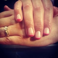 Barbie french shellac