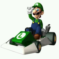 Is Luigi Your Go To Kart Driver Come Send Him The Win At Mario Tournament On November 16th Shapiro Library