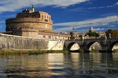 Castel Sant'Angelo - Featured on RueBaRue, a museum of Renaissance-era rooms with a sixth-story terrace and cafe.