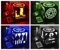 Supernatural valentines Supernatural room ideas Blue led night light Modern table lamps for living room Blue table lamp Gifts for men Supernatural Gifts, Supernatural Bloopers, Supernatural Tumblr, Supernatural Tattoo, Supernatural Imagines, Supernatural Wallpaper, Supernatural Fashion, Supernatural Merchandise, Led Night Light