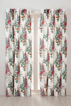 Jotex Multi/naturvit STOCKROS längd med dolda hällor 2-pack Curtains, Home Decor, Dekoration, Blinds, Decoration Home, Room Decor, Draping, Home Interior Design, Picture Window Treatments