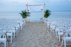 Beach Wedding Ideas On A Budget | beach wedding decor