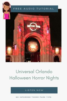 Find out why Halloween Horror Nights is Universal Orlando's biggest event of the year. You'll learn all the details including touring tips and insider info from a serious Halloween Horror Nights fan. At GoInformed.net/37 Universal Studios Florida, Universal Orlando, Orlando Theme Parks, Halloween Horror Nights, Halloween 2018, Special Guest, Touring, Fan, Tips