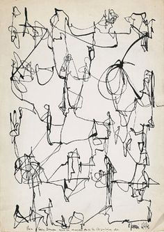 Leon Ferrari and the Art of the Scribble | TheModernSybarite
