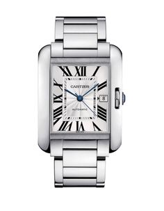cartier tank watch, this is going to look really nice on me one day.