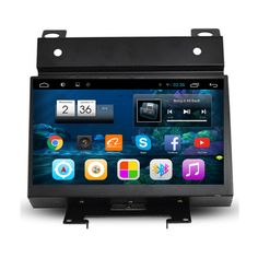 "7"" Android Autoradio Car Stereo Head Unit Discovery Range Rover 2005 2006 2007 2008 2009 2010 2011 2012 2013 2014"