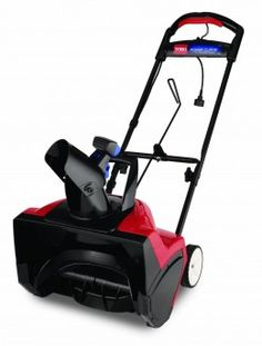 Toro Power Curve Electric Snow Thrower http://egardeningtools.com/product-category/snow-removal/