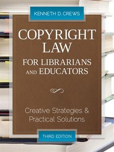OverDrive eBook: Copyright Law for Librarians and Educators