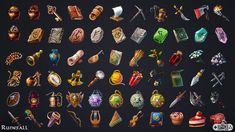 Isometric town elements we did for Runefall meta-game… Prop Design, Game Design, Ux Design, Match 3 Games, Dnd Art, Game Concept Art, Game Icon, Game Assets, Monster
