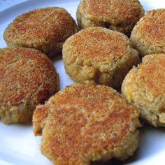 Come preparare Polpette di zucca e ceci col Bimby della Vorwerk, impara a preparare deliziosi piatti con le nostre ricette bimby
