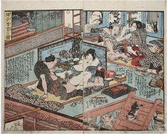 Hokusai, el arte erótico Shunga y la chica sin nombre  https://otraresacamas.com/2018/05/02/hokusai-el-arte-shunga-y-la-chica-sin-nombre/    #relato #erotismo #artemoderno #artecontemporaneo #hokusai #hentai #manga #anime