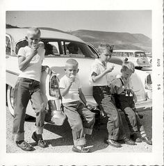 Road trip,1956