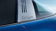 Porsche 991 (911) Targa