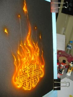Airbrush,chopper accessories/customizing and rock lifestyle clothing and accessories