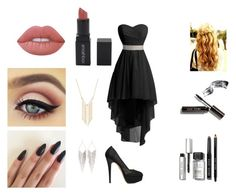 Untitled #3 by giabella-selzer on Polyvore featuring polyvore, beauty, Bobbi Brown Cosmetics, Smashbox, Lime Crime, Gemelli, Jules Smith and Charlotte Olympia