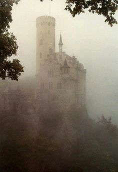 Castle In the mist...