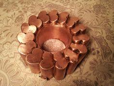 "Antique Benham Froud Very RARE ""Hearts"" No 536 Copper Mold | eBay"