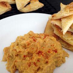 Platter Talk: Sweet Potato Hummus