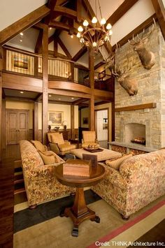 Log Homes Are Very Popular For Everything From Small Cabins To