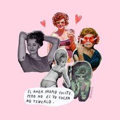 Diy Tv, Feminist Art, Arte Popular, Sad Girl, Power Girl, Collage Art, Collages, Powerful Women, Words Quotes