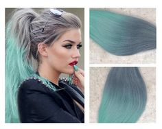 346 Best Ombre Hair Extensions Images Blonde Hair Colors Hair