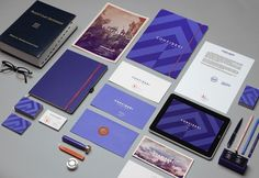 Moscow, Russia-based graphic design agency ARENAS lab and Irina Shoya were commissioned to develop the brand identity for CONFIDERI Corporate Identity Design, Brand Identity Design, Visual Identity, Branding Design, Logo Design, Identity Branding, Ci Design, Marketing Branding, Bussiness Card