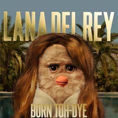 Les pochettes d'albums célèbres mais avec la peluche Furby